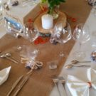mise en place table